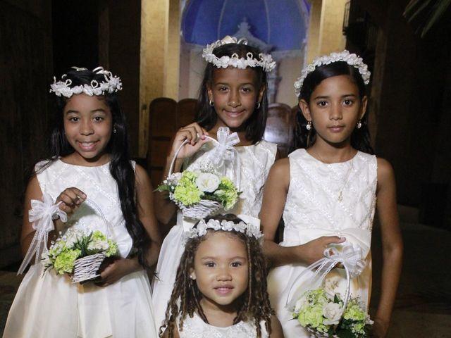 El matrimonio de Alejo y Sophie en Cartagena, Bolívar 29