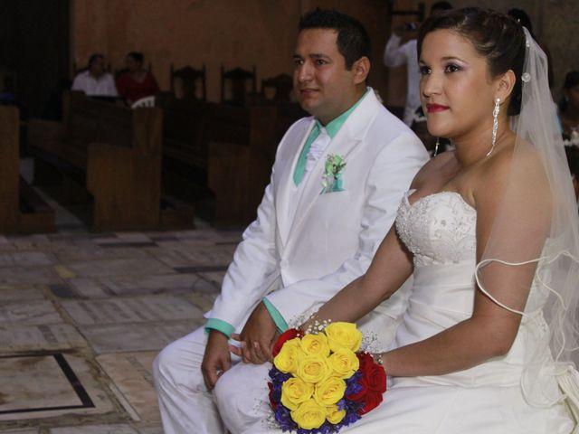 El matrimonio de Alejo y Sophie en Cartagena, Bolívar 32