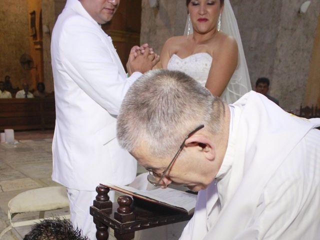 El matrimonio de Alejo y Sophie en Cartagena, Bolívar 35