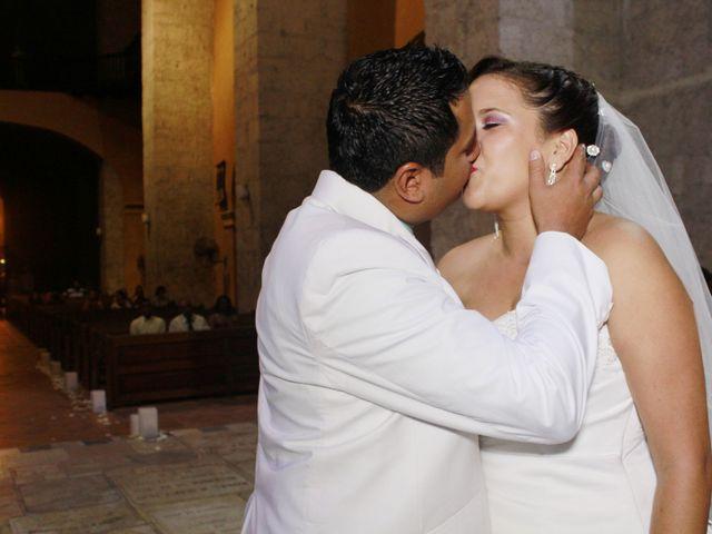 El matrimonio de Alejo y Sophie en Cartagena, Bolívar 2