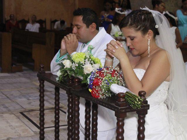 El matrimonio de Alejo y Sophie en Cartagena, Bolívar 38