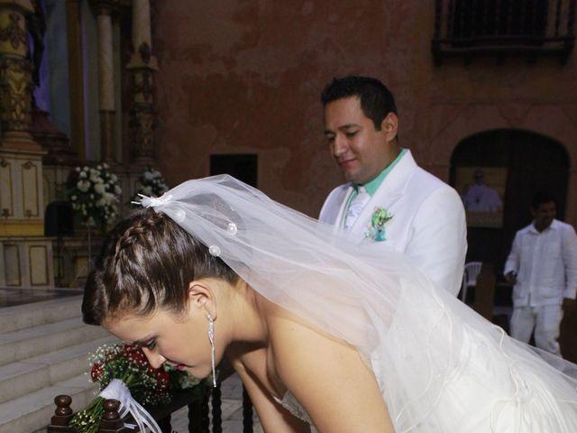 El matrimonio de Alejo y Sophie en Cartagena, Bolívar 39