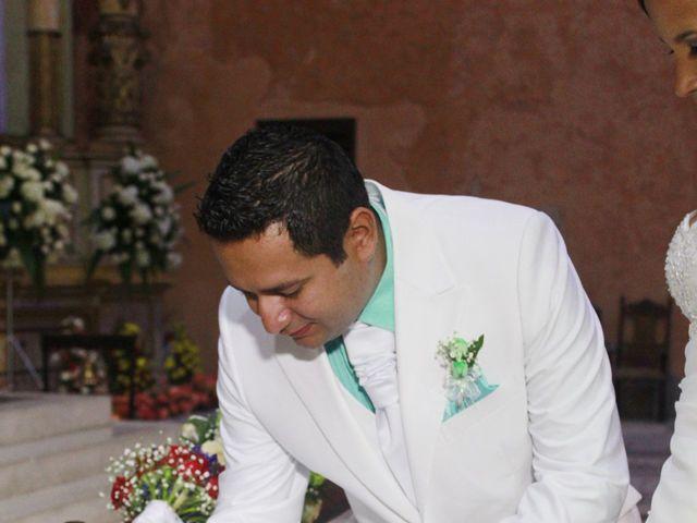 El matrimonio de Alejo y Sophie en Cartagena, Bolívar 40