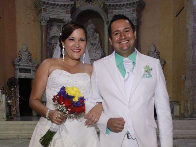 El matrimonio de Alejo y Sophie en Cartagena, Bolívar 42