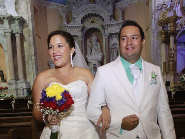 El matrimonio de Alejo y Sophie en Cartagena, Bolívar 43