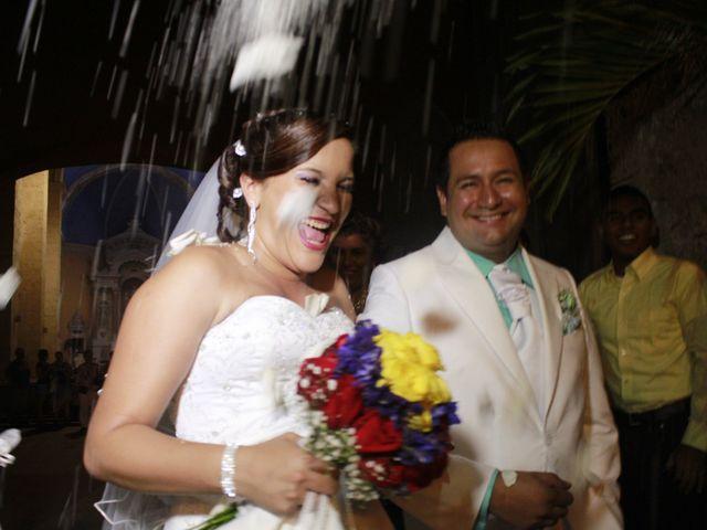 El matrimonio de Sophie y Alejo