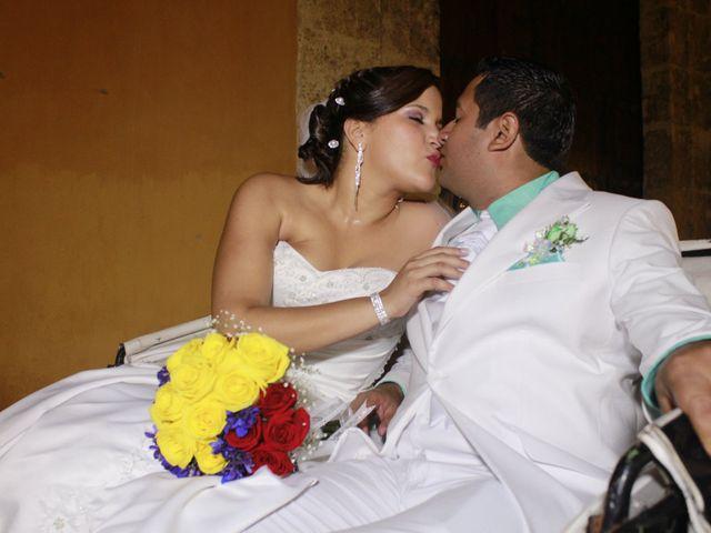 El matrimonio de Alejo y Sophie en Cartagena, Bolívar 47