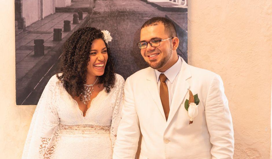 El matrimonio de Eduardo y Sara en Cartagena, Bolívar