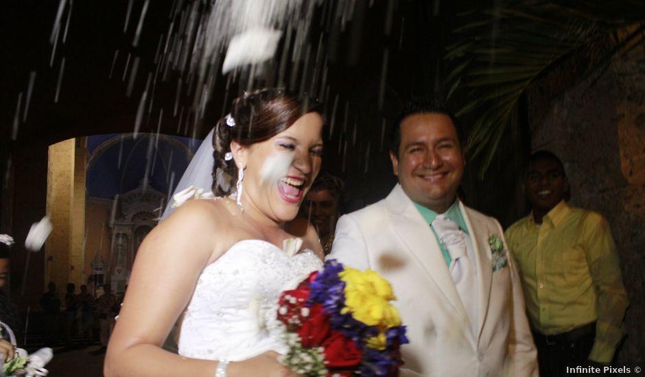 El matrimonio de Alejo y Sophie en Cartagena, Bolívar