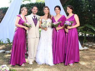 El matrimonio de Flor y David 3