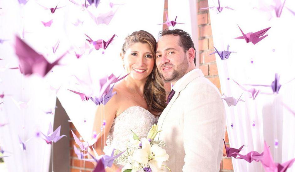 El matrimonio de David y Flor en Cali, Valle del Cauca