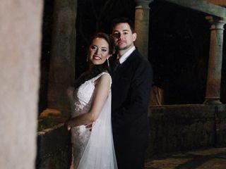 El matrimonio de Andrés  y Jhoana  1