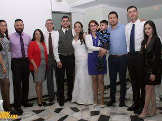 El matrimonio de Andrés  y Jhoana  3