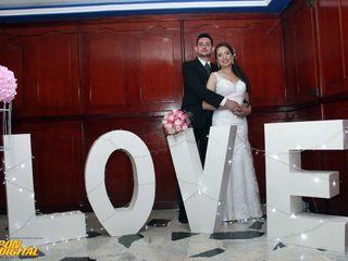 El matrimonio de Andrés  y Jhoana