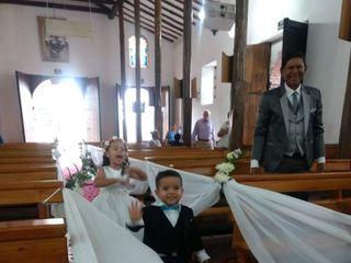 El matrimonio de Marlen Carolina  y Diego Alonso  3