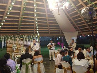 El matrimonio de Marlen Carolina  y Diego Alonso  1