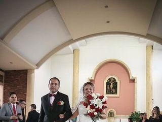 El matrimonio de Jean Carlos  y Karina Cecilia  1