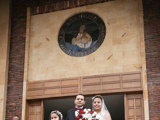 El matrimonio de Jean Carlos  y Karina Cecilia  2