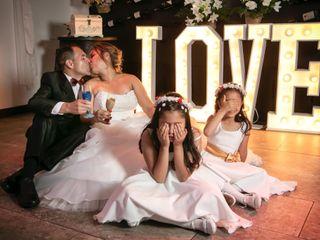 El matrimonio de Jean Carlos  y Karina Cecilia