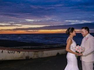 El matrimonio de Leidy y Juan 3