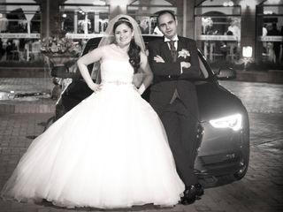 El matrimonio de Johanna y Guillermo