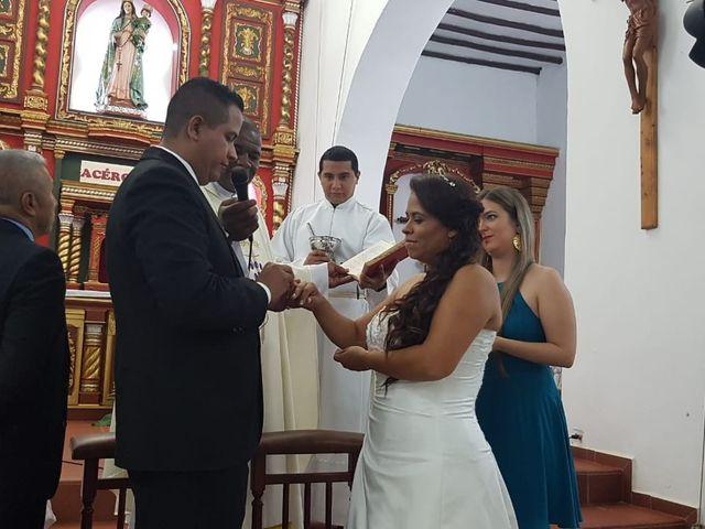 El matrimonio de Marlen Carolina  y Diego Alonso