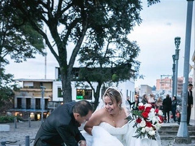 El matrimonio de Karina Cecilia  y Jean Carlos  en Bogotá, Bogotá DC 5