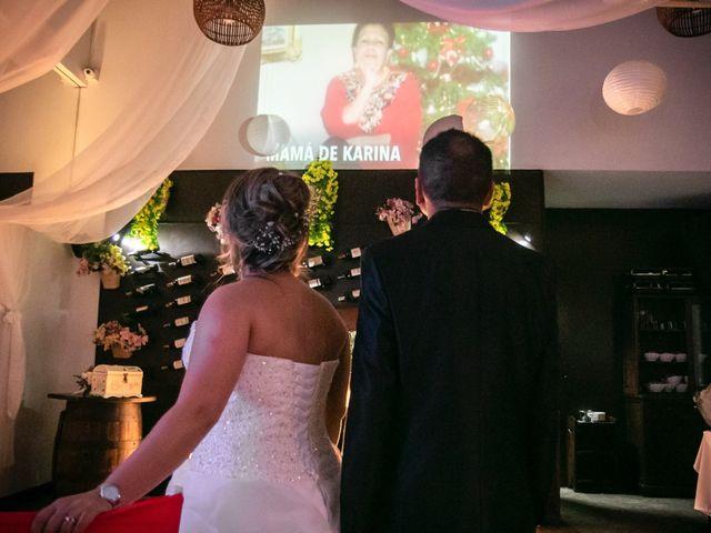 El matrimonio de Karina Cecilia  y Jean Carlos  en Bogotá, Bogotá DC 1