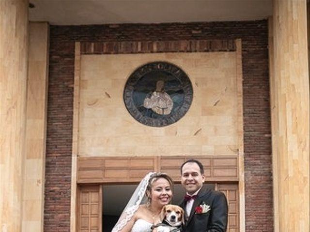 El matrimonio de Karina Cecilia  y Jean Carlos  en Bogotá, Bogotá DC 12