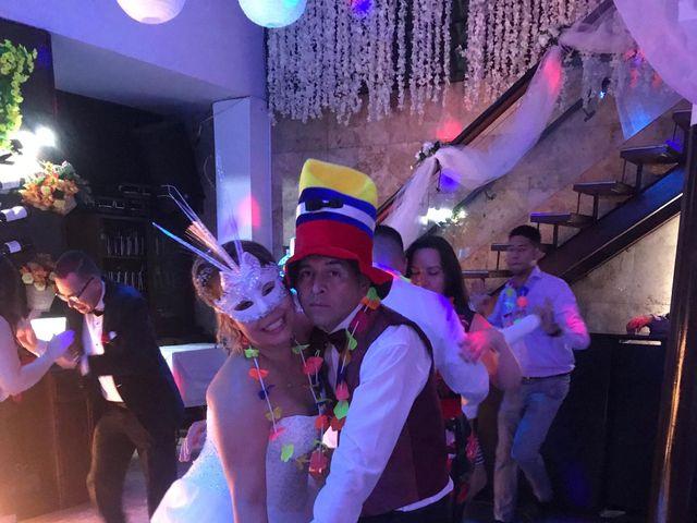 El matrimonio de Karina Cecilia  y Jean Carlos  en Bogotá, Bogotá DC 15
