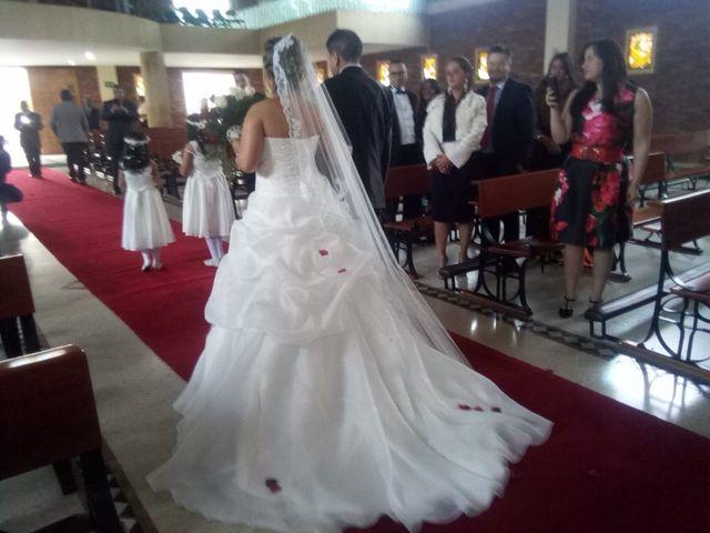 El matrimonio de Karina Cecilia  y Jean Carlos  en Bogotá, Bogotá DC 18