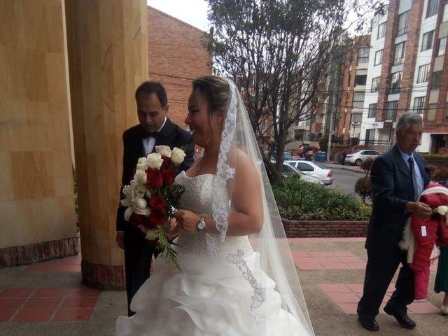 El matrimonio de Karina Cecilia  y Jean Carlos  en Bogotá, Bogotá DC 19