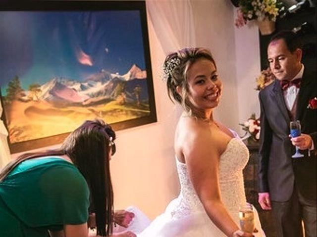 El matrimonio de Karina Cecilia  y Jean Carlos  en Bogotá, Bogotá DC 25