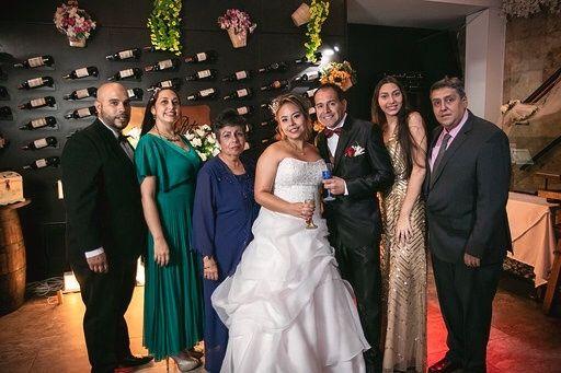 El matrimonio de Karina Cecilia  y Jean Carlos  en Bogotá, Bogotá DC 26