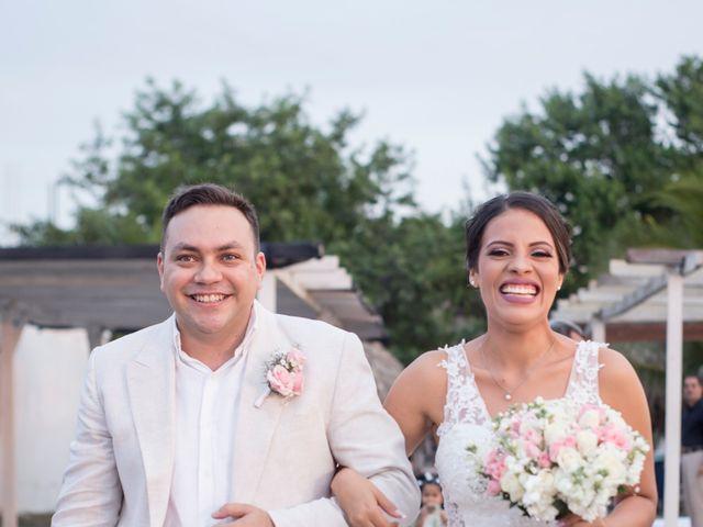 El matrimonio de Juan y Leidy en Cartagena, Bolívar 3