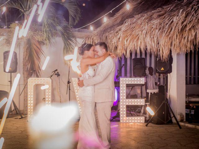 El matrimonio de Juan y Leidy en Cartagena, Bolívar 4