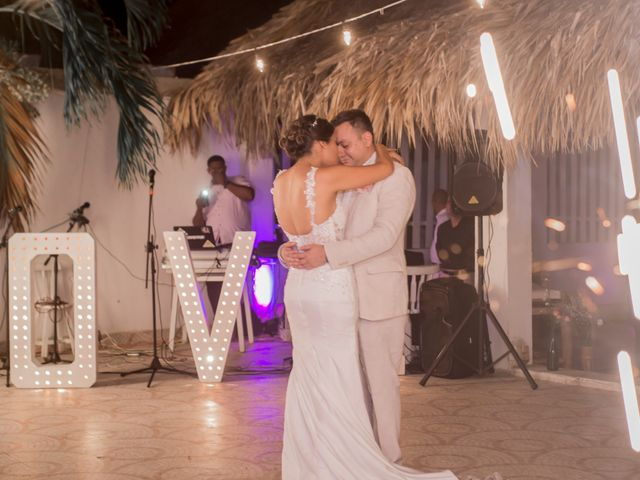 El matrimonio de Juan y Leidy en Cartagena, Bolívar 9