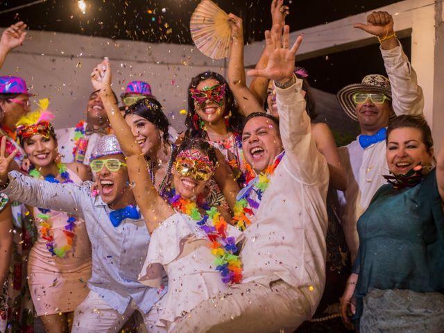 El matrimonio de Juan y Leidy en Cartagena, Bolívar 10