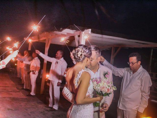 El matrimonio de Juan y Leidy en Cartagena, Bolívar 11