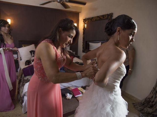 El matrimonio de Thibault y Diana en Cartagena, Bolívar 17