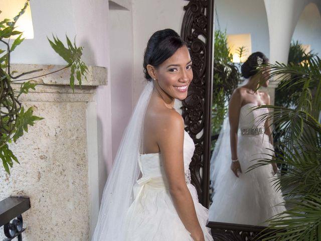 El matrimonio de Thibault y Diana en Cartagena, Bolívar 26