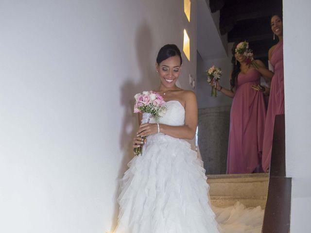 El matrimonio de Thibault y Diana en Cartagena, Bolívar 27