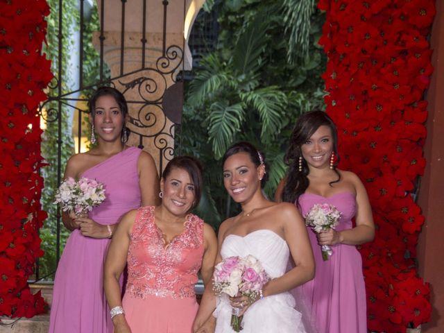 El matrimonio de Thibault y Diana en Cartagena, Bolívar 31