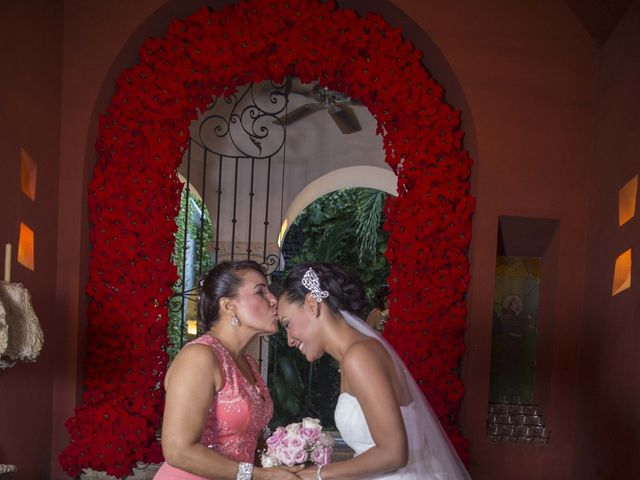 El matrimonio de Thibault y Diana en Cartagena, Bolívar 32