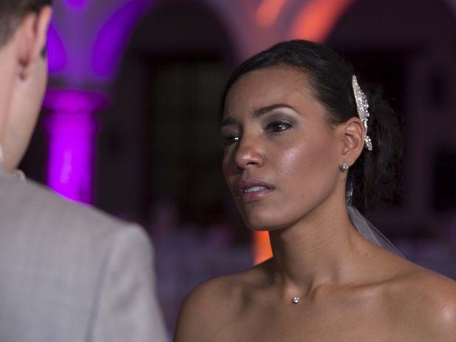 El matrimonio de Thibault y Diana en Cartagena, Bolívar 42