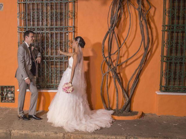 El matrimonio de Thibault y Diana en Cartagena, Bolívar 48