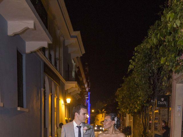 El matrimonio de Thibault y Diana en Cartagena, Bolívar 51