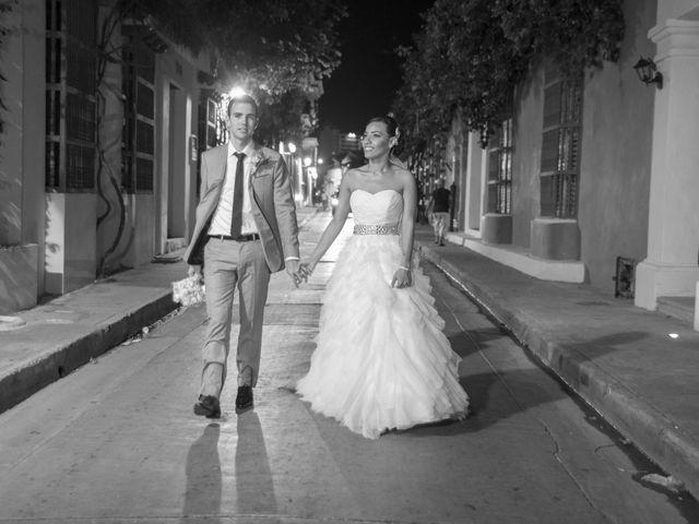 El matrimonio de Thibault y Diana en Cartagena, Bolívar 52