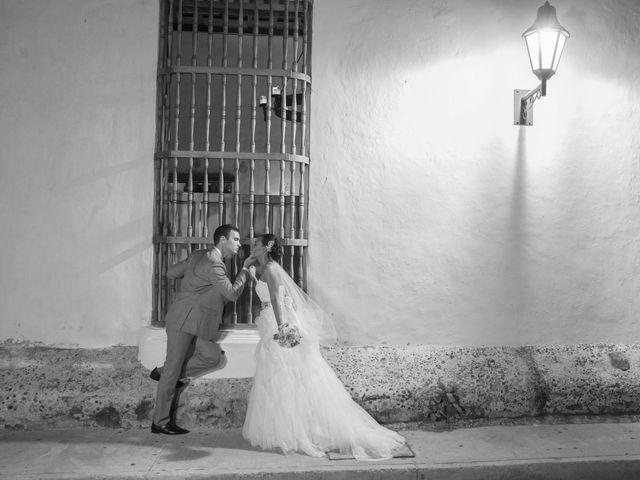El matrimonio de Thibault y Diana en Cartagena, Bolívar 53