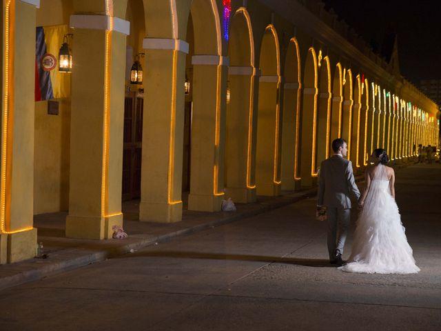 El matrimonio de Thibault y Diana en Cartagena, Bolívar 56